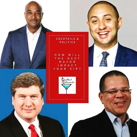 Mayoral Forum To Discuss Nightlife Of Atlanta On Social Media; Cocktails & Politics Tonight @7:3
