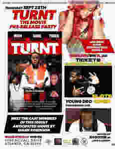 """TURNT"" The Movie Pre-Party"