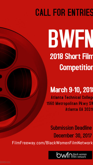 Call for Entries: The BWFN Short Film Competition is Now Accepting Submissions!