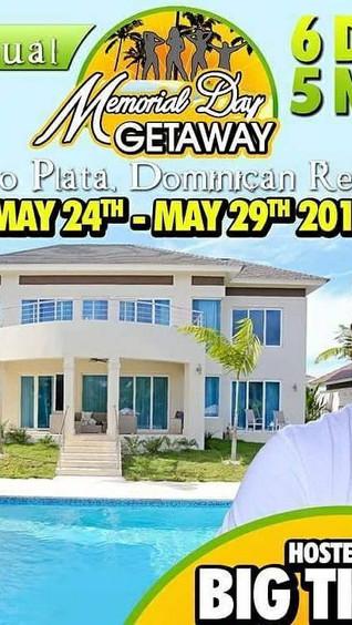 Big Tigger & Friends Host 11th Annual Memorial Day Getaway