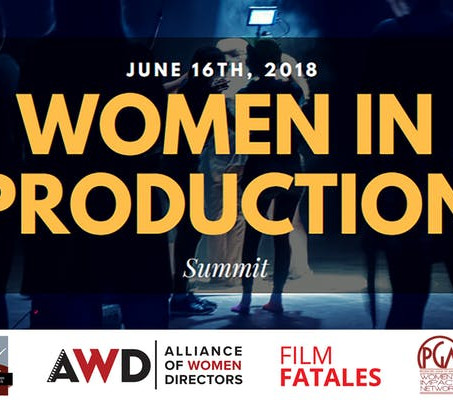 3RD ANNUAL WOMEN IN PRODUCTION SUMMIT: CULTURE SHIFT