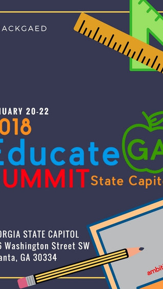 Educate GA Summit 2018