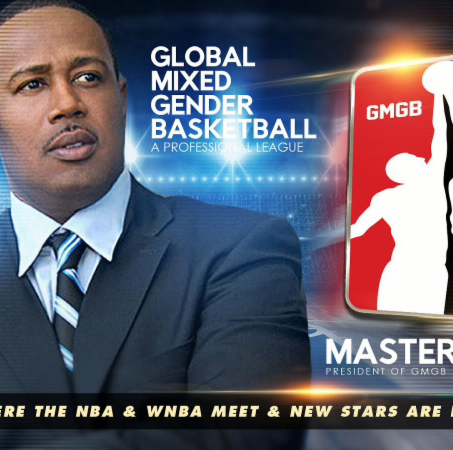 Master P & Tiny Harris Host Press Conference in ATL on Global Mixed Gender Basketball League