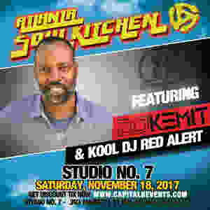 Kool DJ Red Alert Birthday Bash