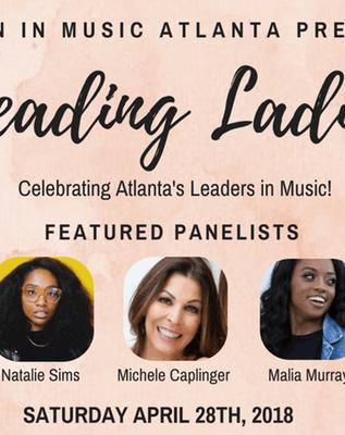 Celebrating Atlanta's Leading Ladies in Music This Saturday!