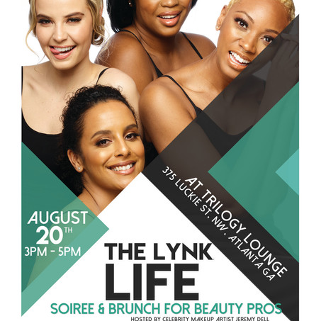 The Lynk Life | Beauty Brunch and Soiree powered by BeautyLynk