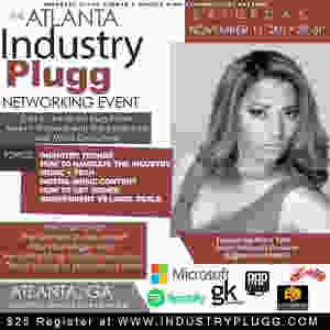 The Atlanta Industry Plugg Networking Event (Saturday Nov 11th 2pm-6pm)