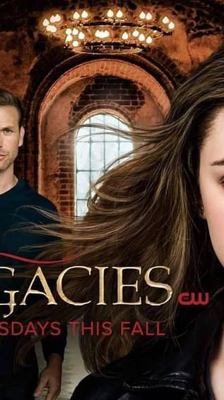 "CW Spin-off ""Legacies"" is Now Casting Vampires in Atlanta"