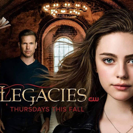 "CW Spin-off ""Legacies"" is Now Casting Vampires in Atlanta"