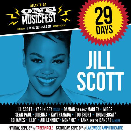 One Music Fest -Atlanta 2017