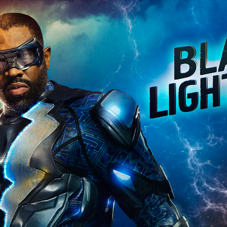 The CW's Black Lightning Season 2 Is Now Casting in ATL!