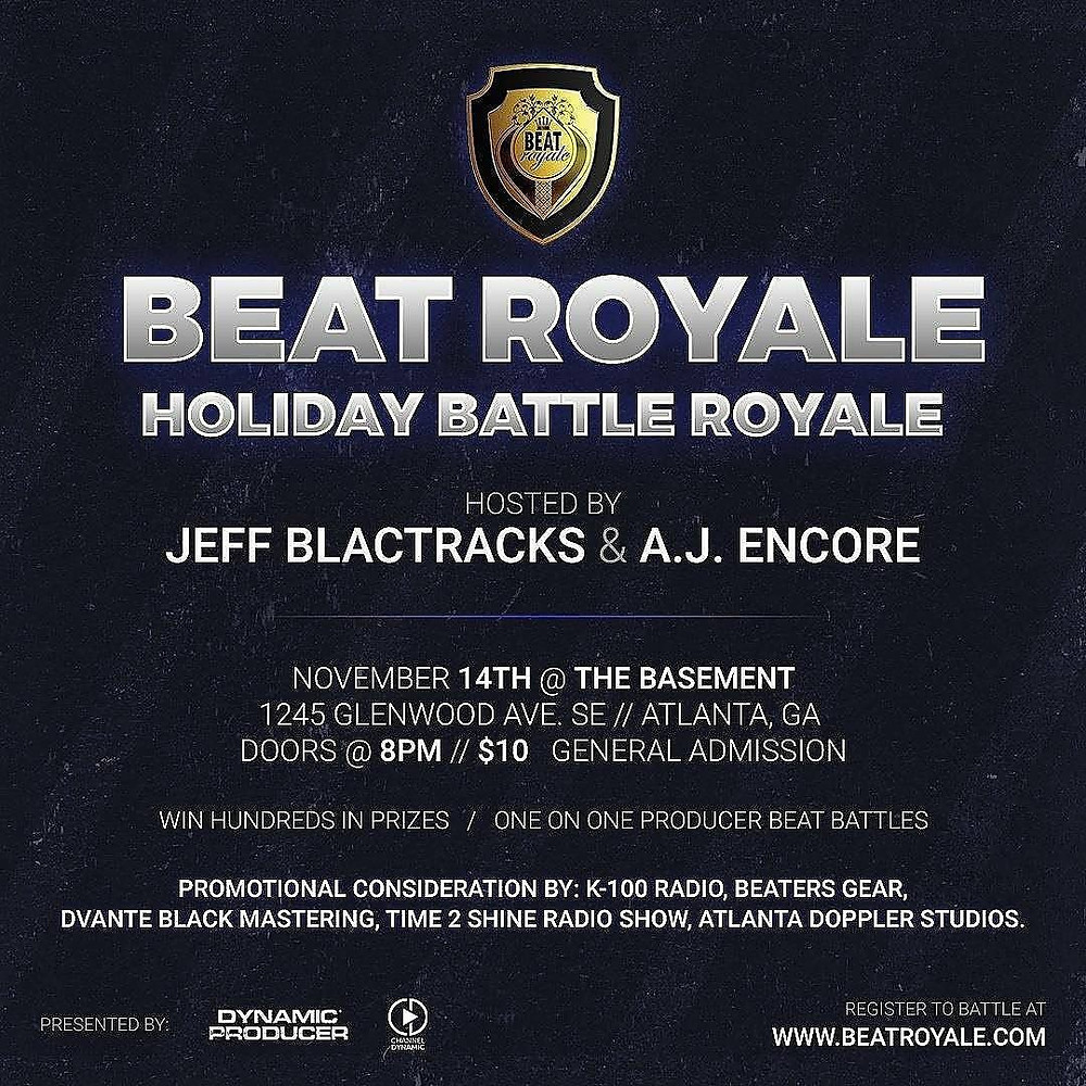 BEAT Royale is the place to be for music producers, artists and songwriters