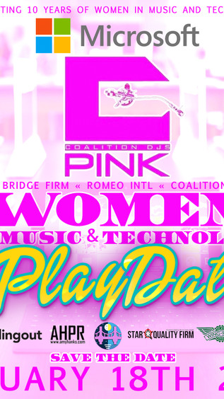 Women In Music & Technology Play Date @MicrosoftStore in Lennox Square Mall