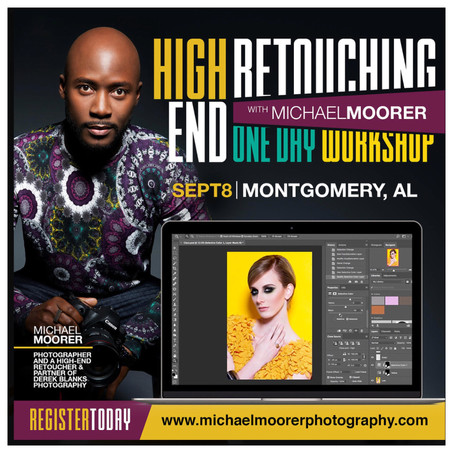 Photography Workshop: Learn High-End Retouching by Celebrity Photographer, Michael Moorer