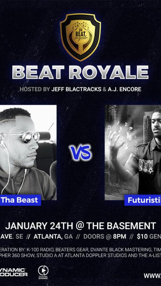 BEAT Royale ATL - Jan 24, 2018