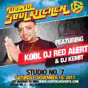 Absolutely the BEST PARTY in Atlanta!    Kool DJ Red Alert & The Incredible DJ KEMIT are BACK!