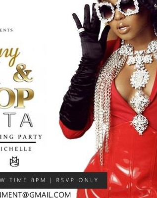 Just Brittany | Love & Hip Hop Atlanta Premiere Viewing Party