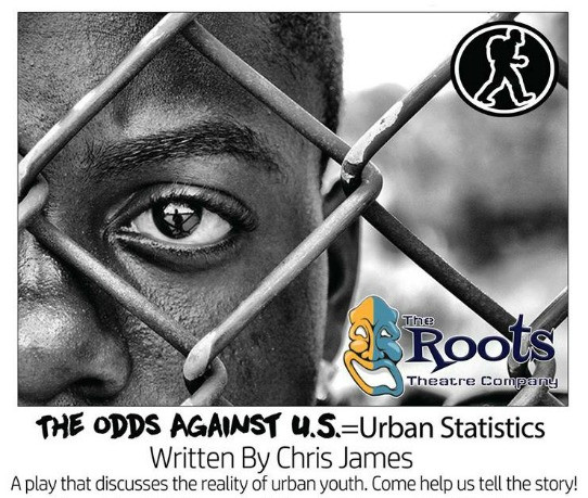 "Chris ""The Journey"" James Presents A Must See Production ""The Odds Against U.S."" Jan 19th & 20th"