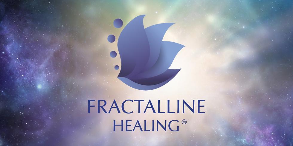 Fractalline Healing Level 1: The Grid