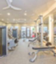 Houston TX apartment gyms