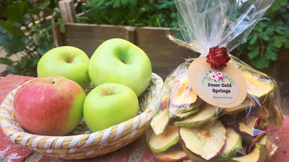 Bag of OrganicDehydrated Apples