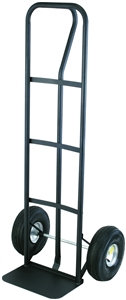 ProSource HT-1805 Hand Truck, 600 lb Weight Capacity, 14 in W x 9 in D Toe Plate