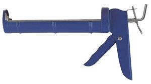 ProSource CT-903P Heavy-Duty Caulk Gun, Steel, Blue