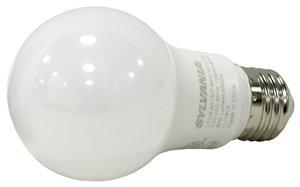Sylvania 79284 LED Bulb, Semi-Directional, A19 Lamp, 60 W Equivalent, Medium (E2