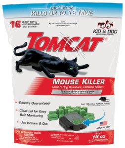Tomcat 0372110 Mouse Killer Bait Station