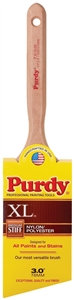 Purdy XL Glide 152330 Trim Brush, Nylon/Polyester Bristle, Fluted Handle