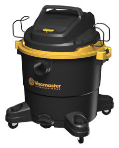 Vacmaster Professional VJF912PF 0201 Wet/Dry Vacuum, 9 gal Vacuum, 101 cfm Air,
