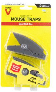 Victor Quick-Set M137 Mouse Trap