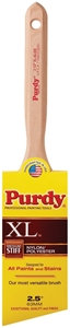 Purdy XL Glide 152325 Trim Brush, Nylon/Polyester Bristle, Fluted Handle