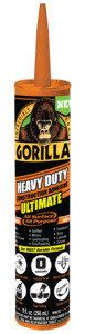 Gorilla 8008002 Adhesive, White, 9 oz Cartridge
