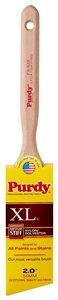 Purdy XL Glide 152320 Trim Brush, Nylon/Polyester Bristle, Fluted Handle