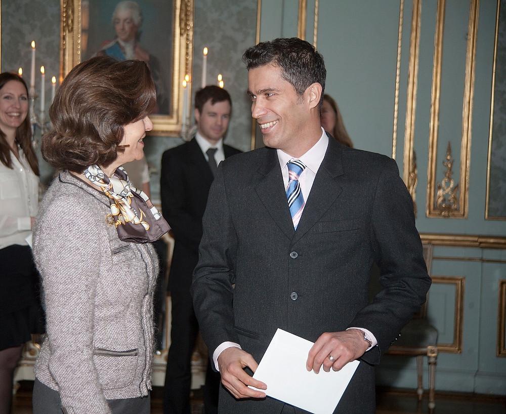 Rainha Silvia