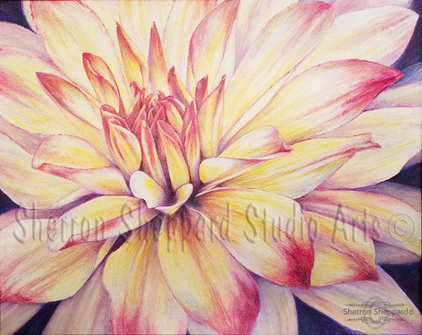 """Floral Charm"""