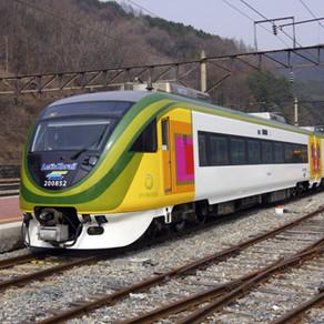 รถไฟท่องเที่ยว Central Inland Region