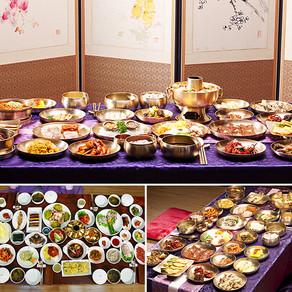 ฮันจองชิก : อาหารที่ทำให้คุณมีความรู้สึกเหมือนอยู่ในพระราชวัง