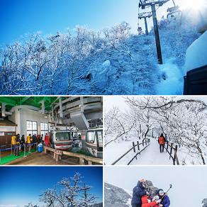 ขับรถไปอาณาจักรน้ำแข็งได้ง่ายๆ ที่มันฮังเจ พาส
