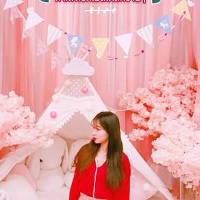 """24""""7 Cafe คาเฟ่ย่านฮงแด ที่จะทำให้โลกของคุณเป็นสีชมพู"""