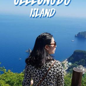 หนีความวุ่นวายในเมืองกรุง ไปพักผ่อนที่ Ulleungdo Island