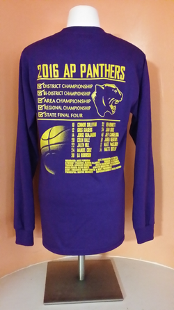 AP Panthers State Final Tee