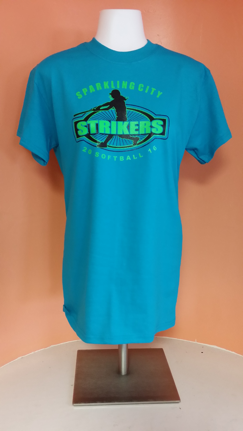 Strikers Softball Tee