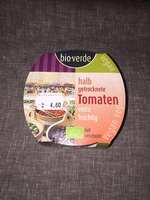 Tomaten, halbgetrocknet, 100 gr