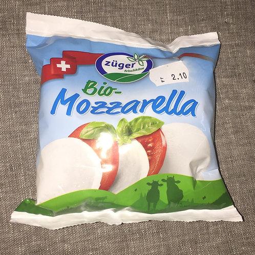 Mozzarella, Kugel