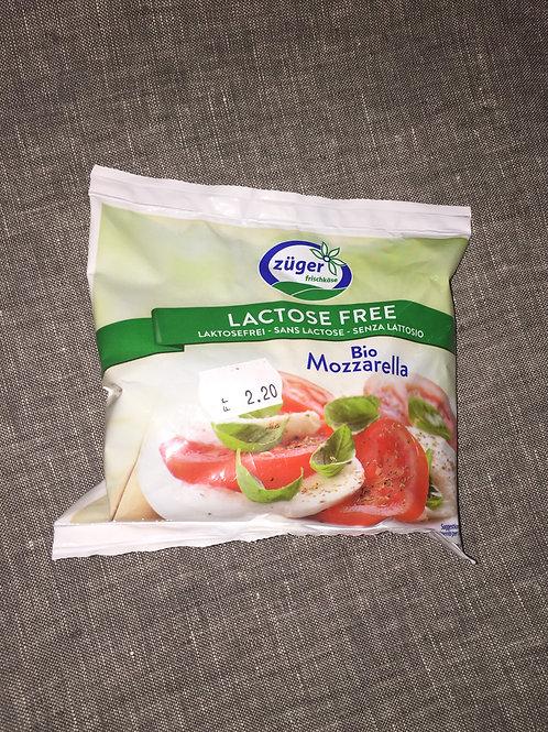Mozzarella, Kugel 100 gr, LAKTOSEFREI