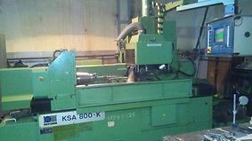 Круглошлифовальный станок KSA-800-K. Квалитетпром