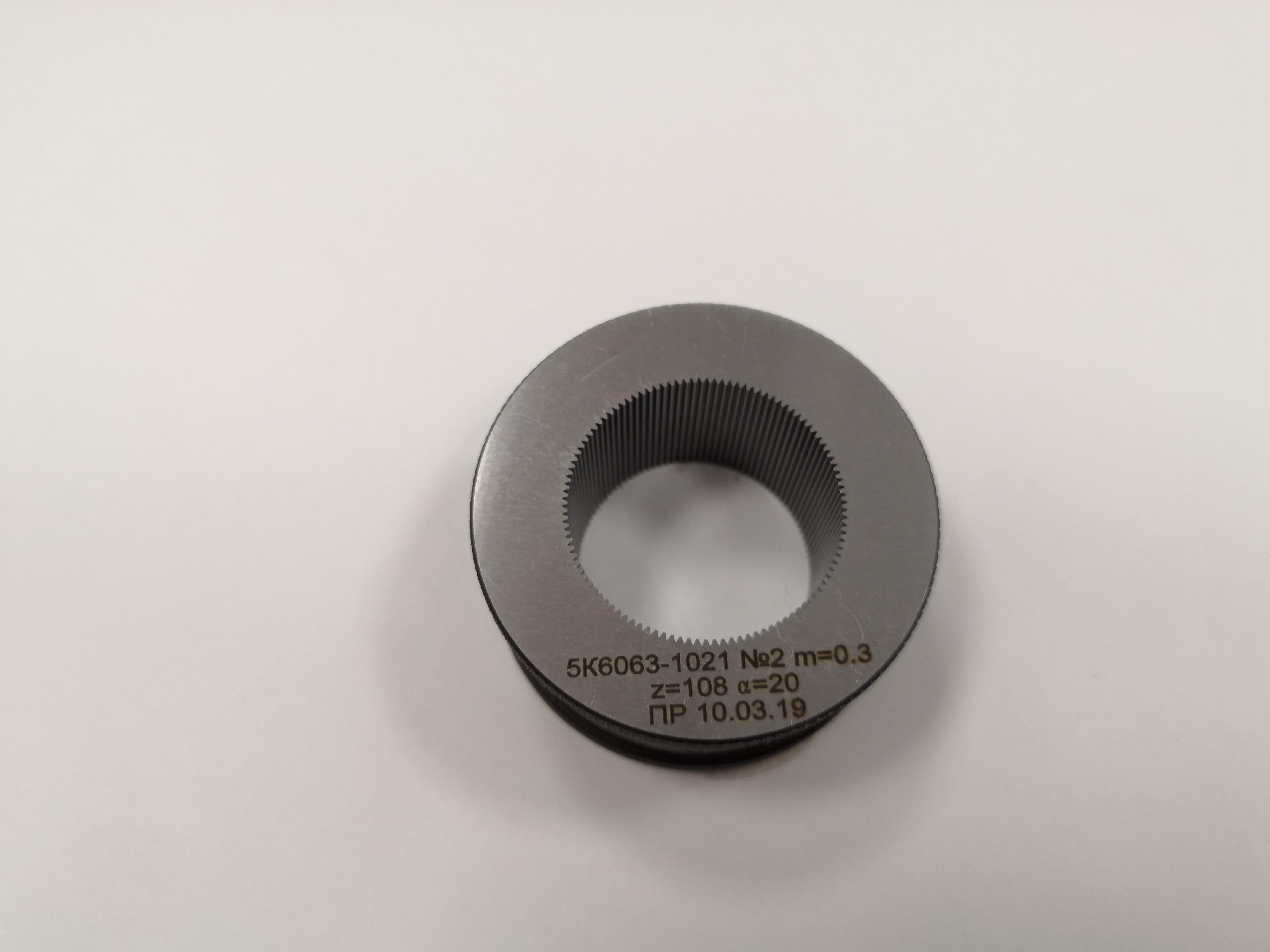 Калибр кольцо m 0