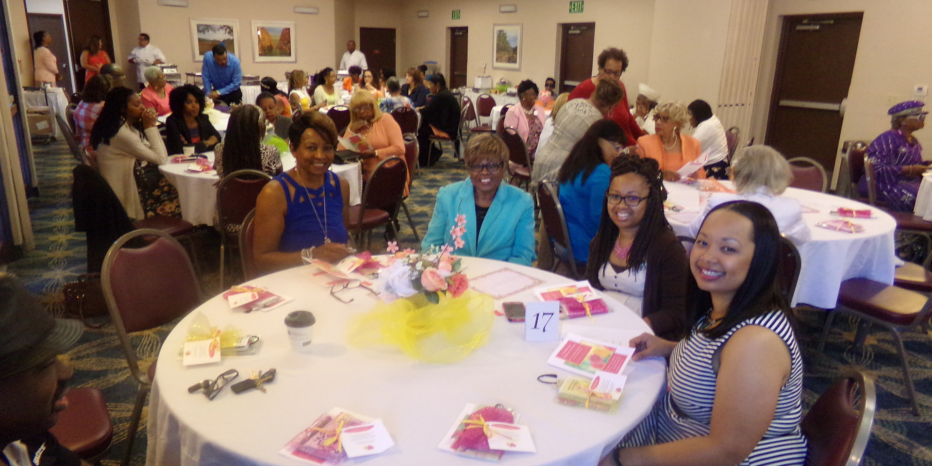 Women's Luncheon 2017 pics on- Gallery Page